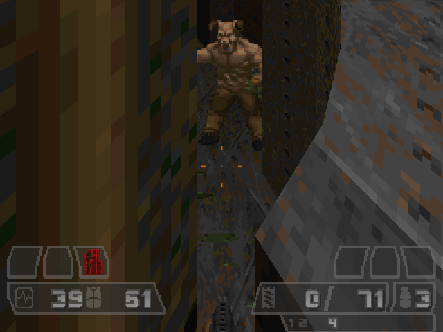 Doomzone weapons mod for Doom 2 by Silent Zorah