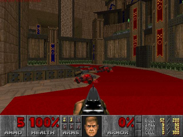 Doom 2 wad reviews, 2014, on Doom Wad Station