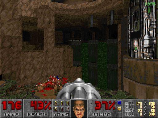 Breach Cacoward Winner For Doom2