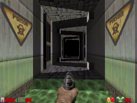 Screenshot from Descent