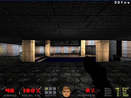 Doom Reborn - a total conversion mod for doom3