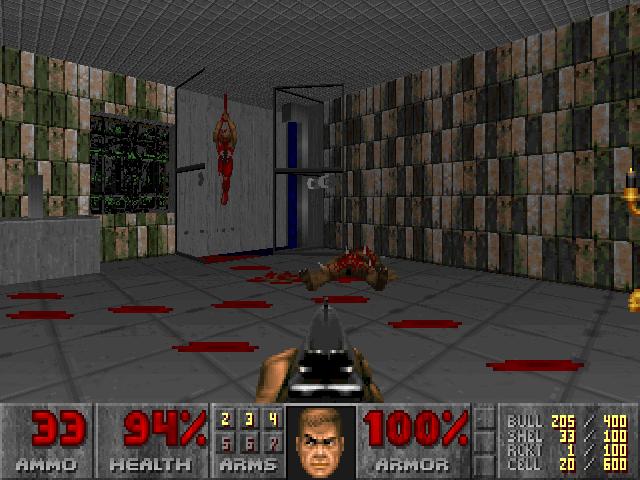 Doom map reviews and downloads @ Doom Wad Station