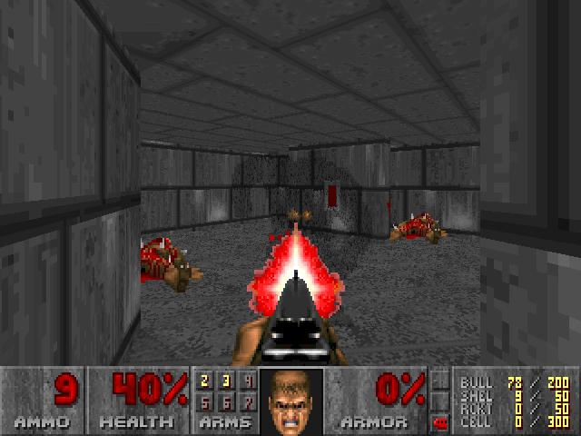 Doom Wad Station  Doom lives here